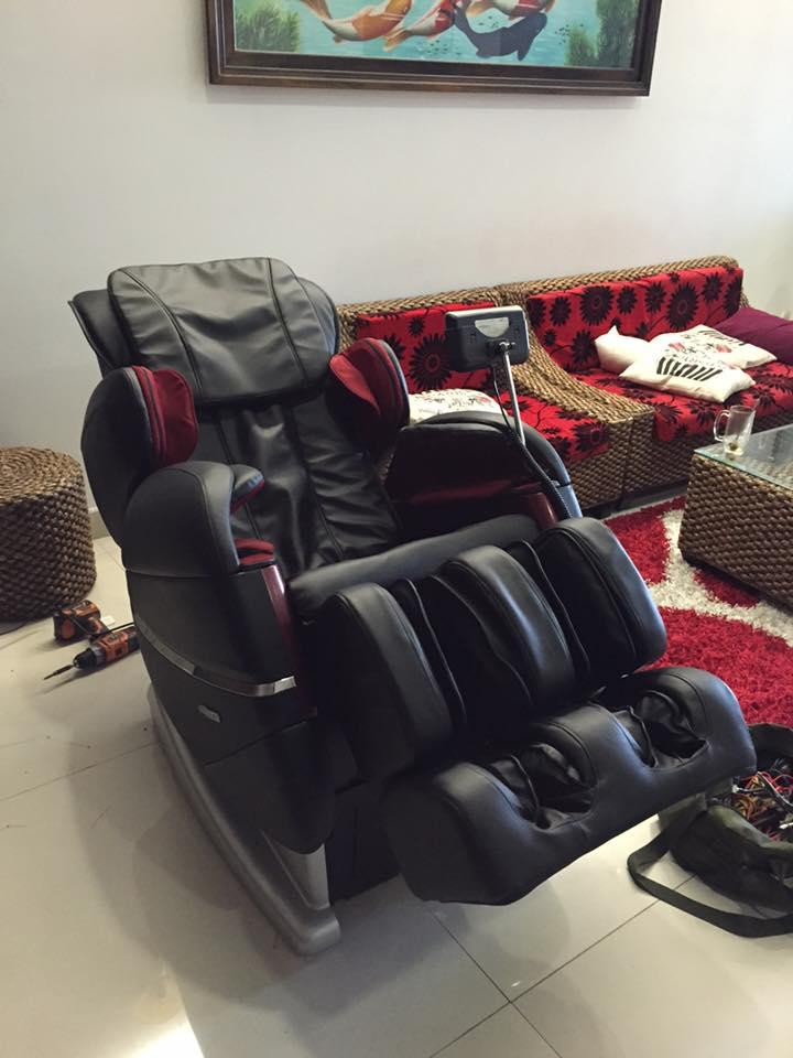 Địa chỉ sửa ghế massage perfect chính hãng tại nhà giá rẻ ở đâu?