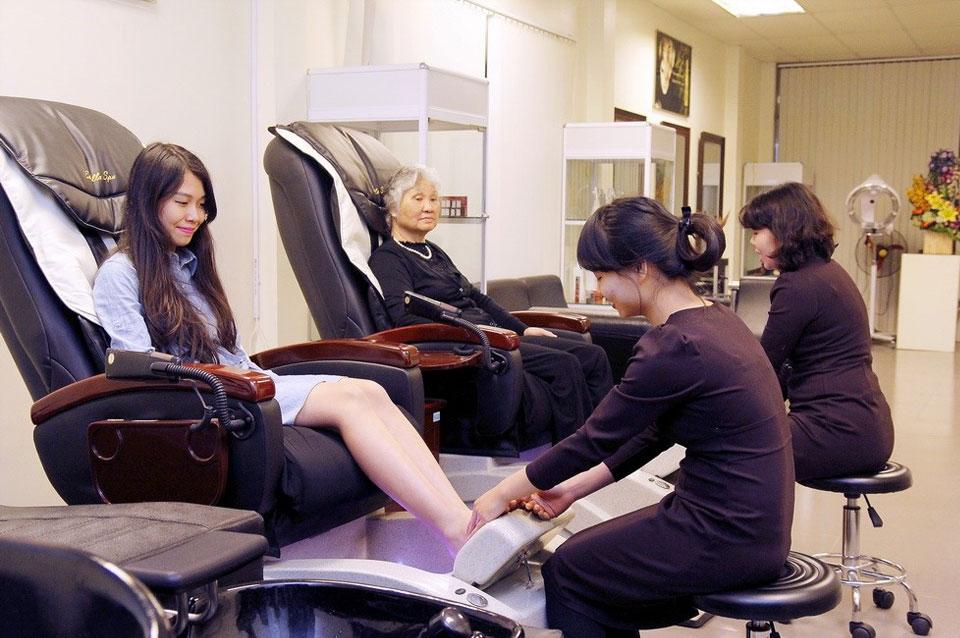 Dịch vụ sửa chữa máy massage