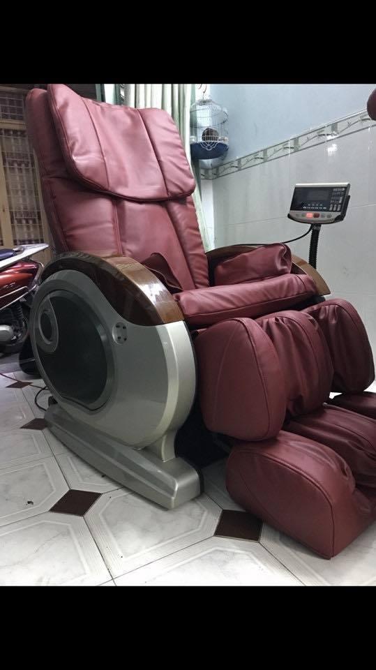 khắc phục cơ ghế massage bị lỗi