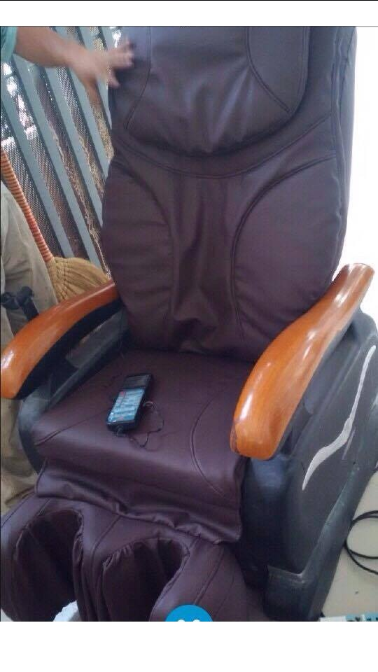 sửa chữa bảng điều khiển ghế massage