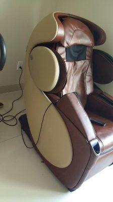ghế massage osim chân không hoạt động